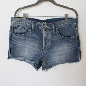 BDG Urban Outfitters Mid Rise Breezy Shorts Denim